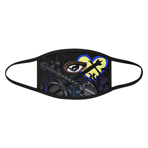 DRACO-X Unbreakable Mixed-Fabric Face Mask