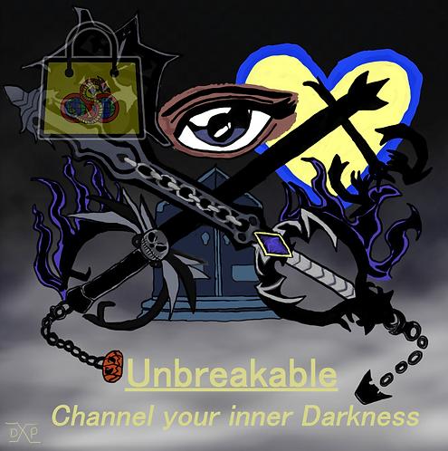 UNBREAKABLE Sticker