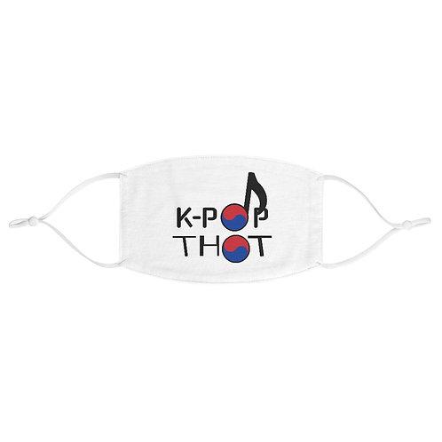 K-Pop Thot Fabric Face Mask