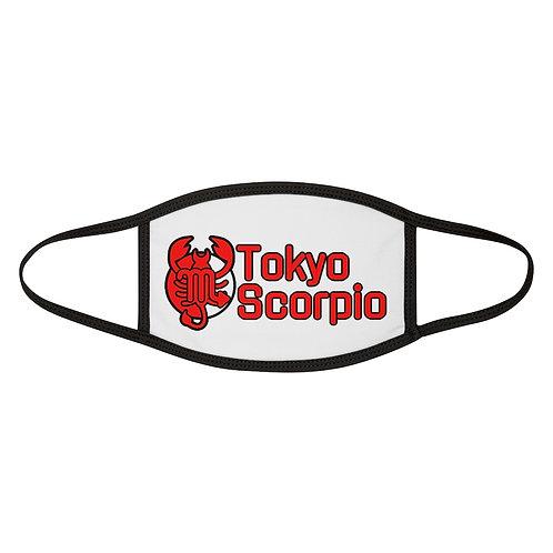TOKYO SCORPIO Mixed-Fabric Face Mask