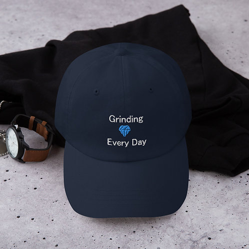 Draco-X Grinding Everyday Dad hat