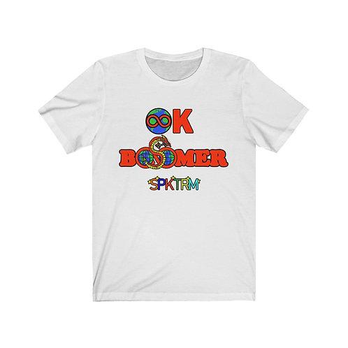 SPKTRM OK BOOMER T-SHIRT