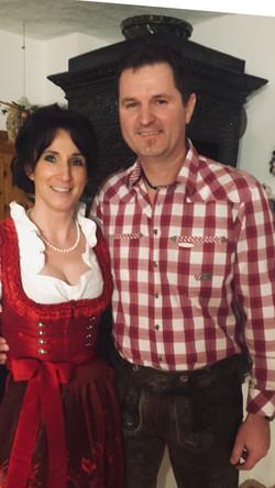 Gerald und Monika