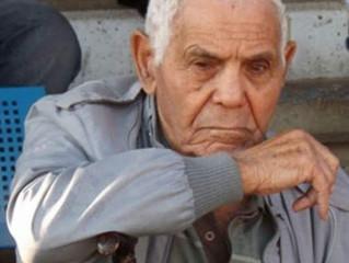 """משפחת מכבי קביליו יפו מודיעה בצער רב על פטירתו בשיבה טובה של אביגדור """"טופצ'ה"""" פרסיאדו"""
