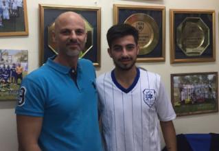אדמון חנאניא, בן 19, סיכם את תנאיו וישחק במכבי קביליו יפו