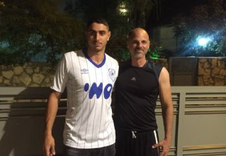 סאן טוריאל, חלוץ בן 22,  סיכם את תנאיו וישחק עונה נוספת במכבי קביליו יפו