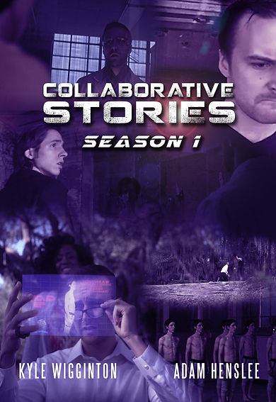 Movie Poster for Collaborative Stories