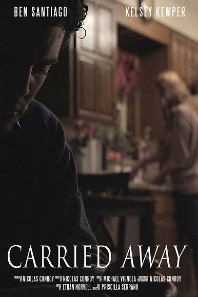 Movie Poster of the film Carried Away