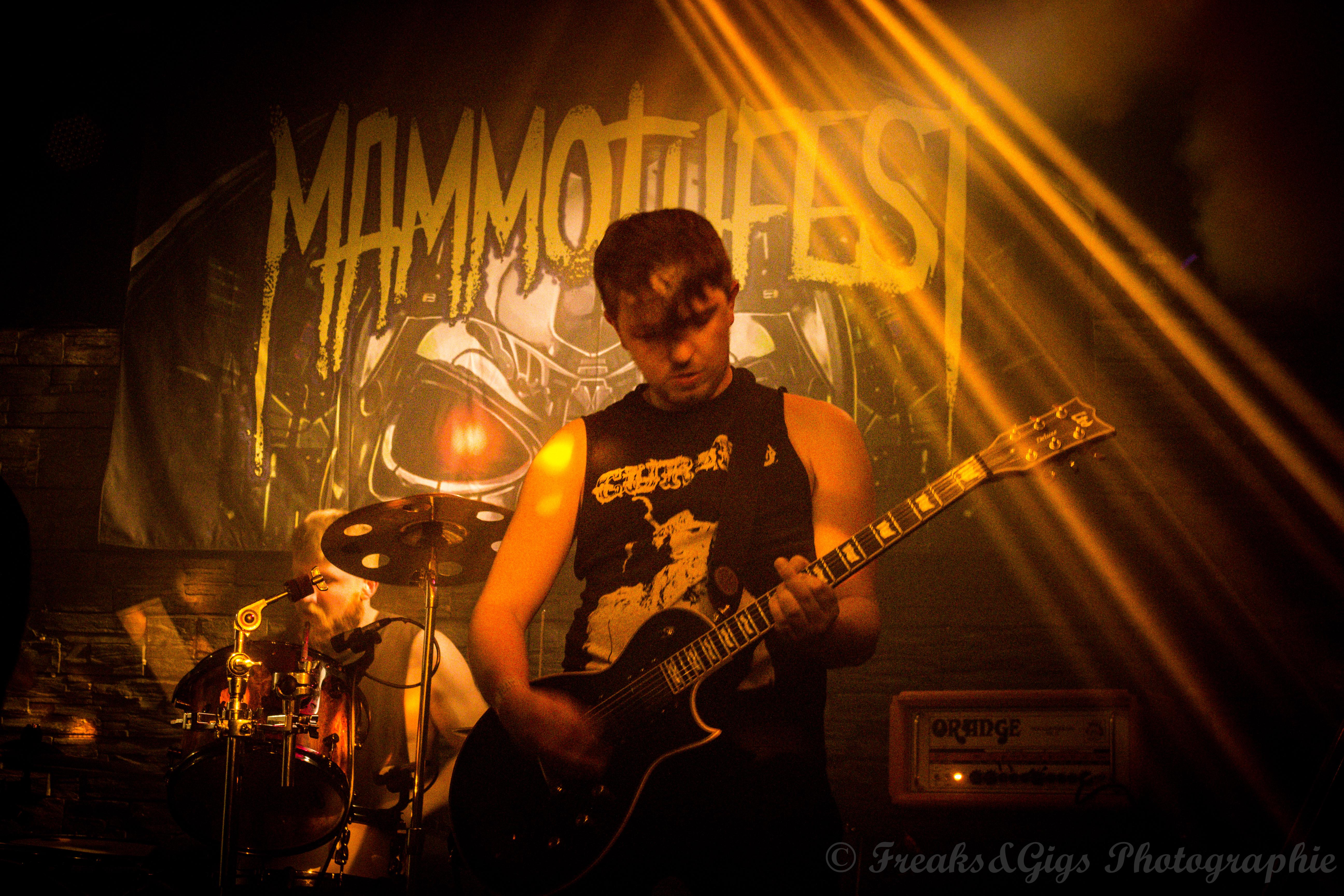 [Mammothfest 2017] Telepathy