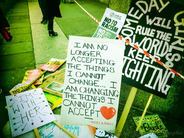 Women's March London