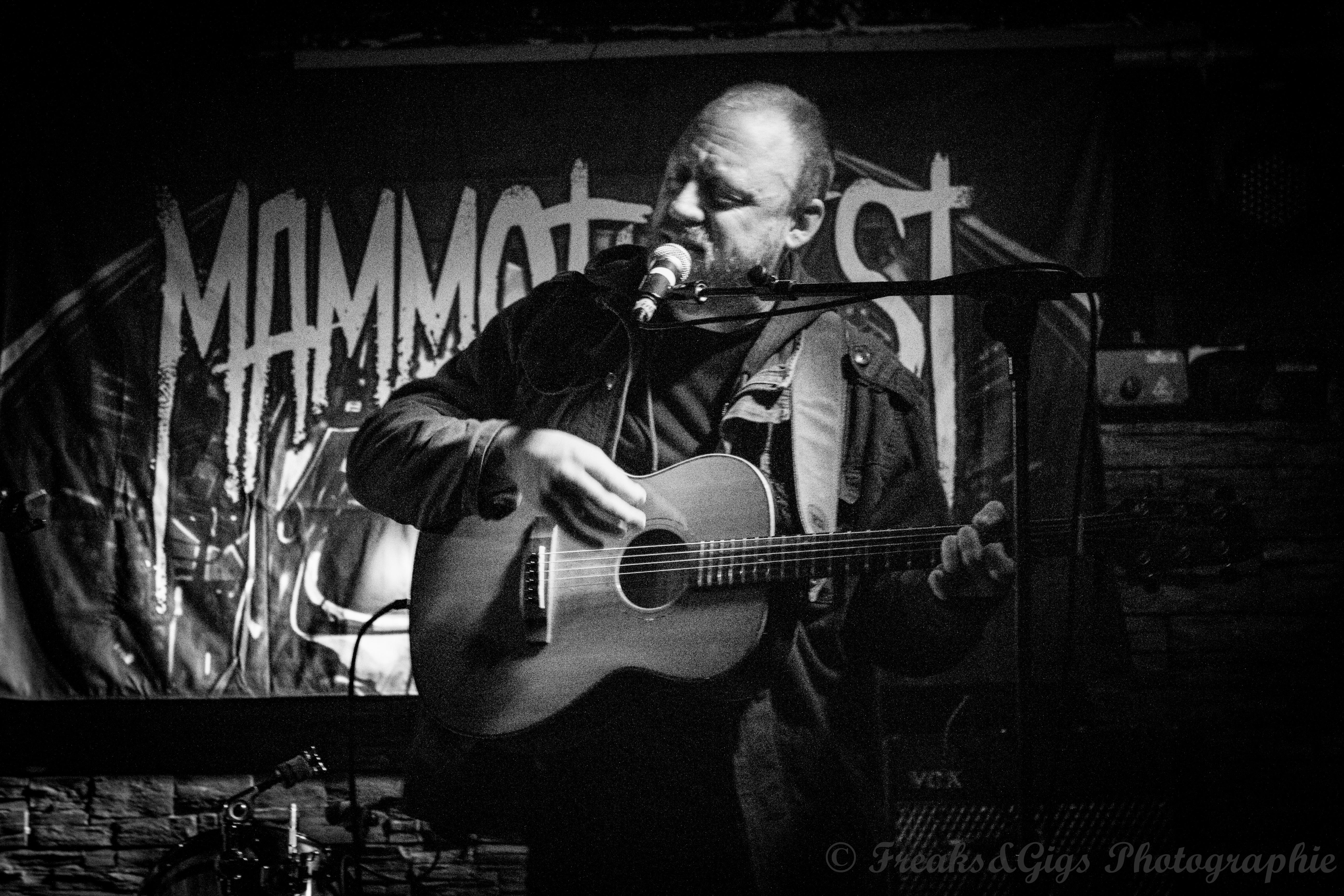 [Mammothfest 2017] Patrick Walker - 400 Watt Sun