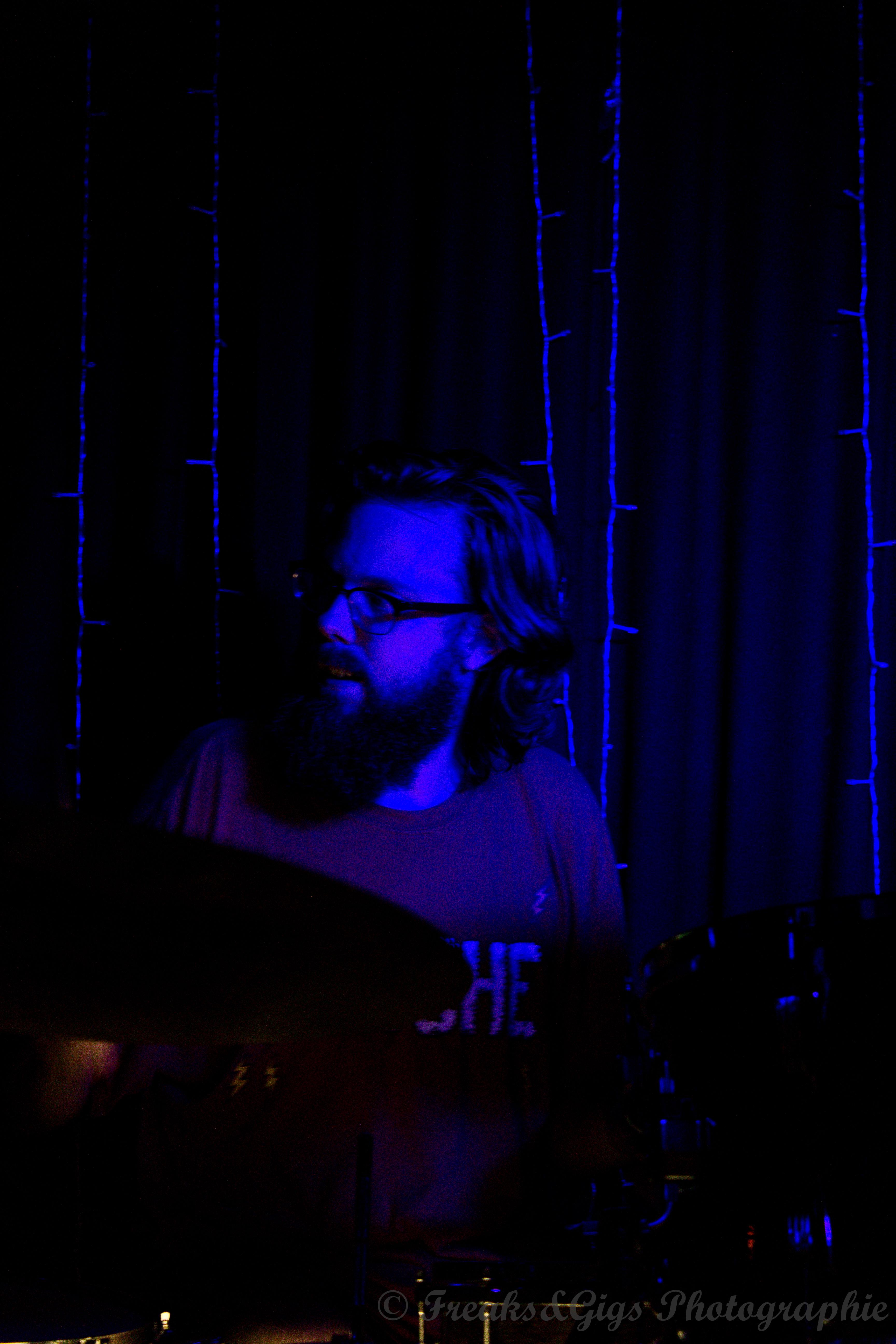 Enos - Live in Brighton