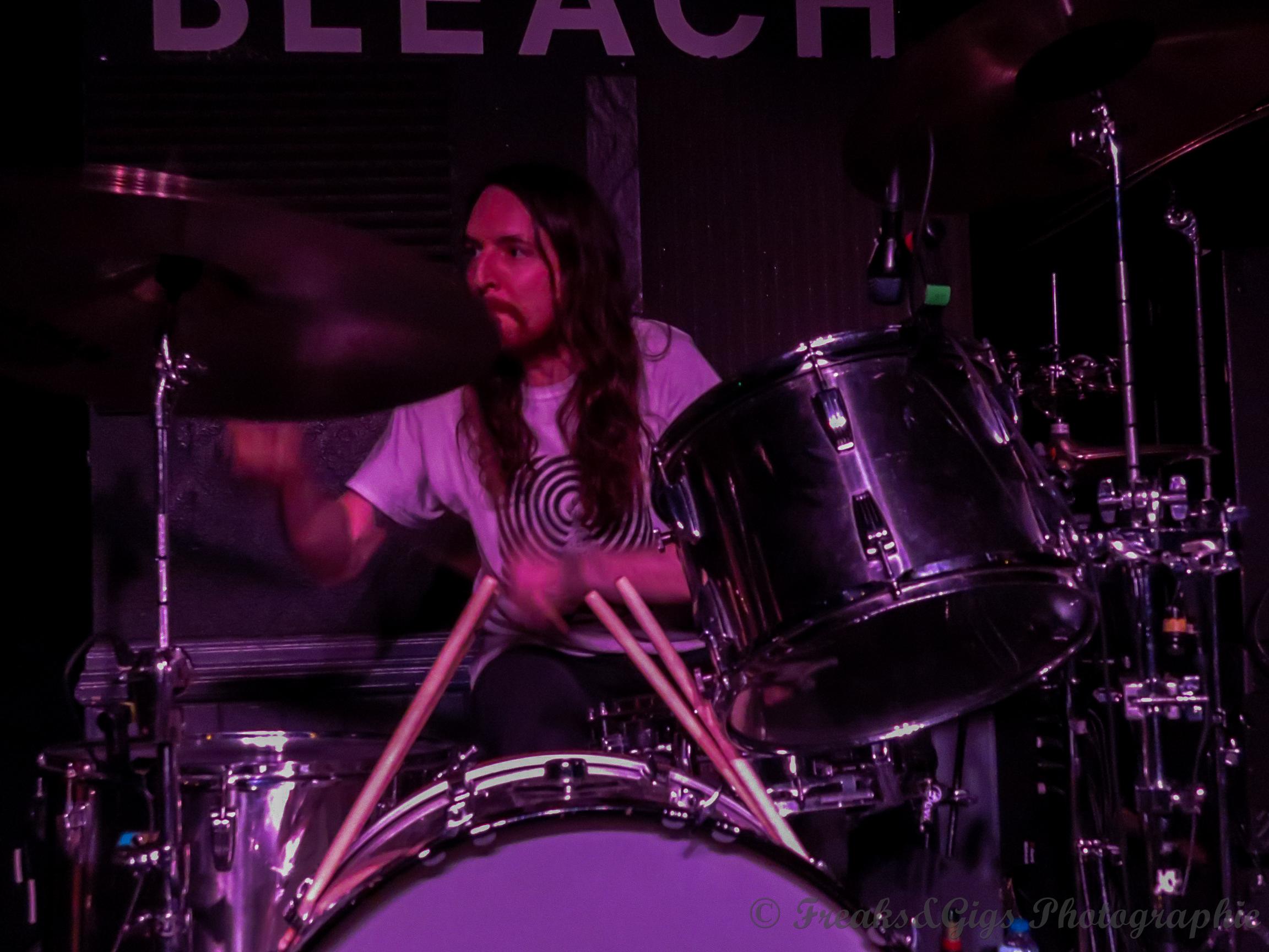 Sumac - Live _ Bleach, Brighton