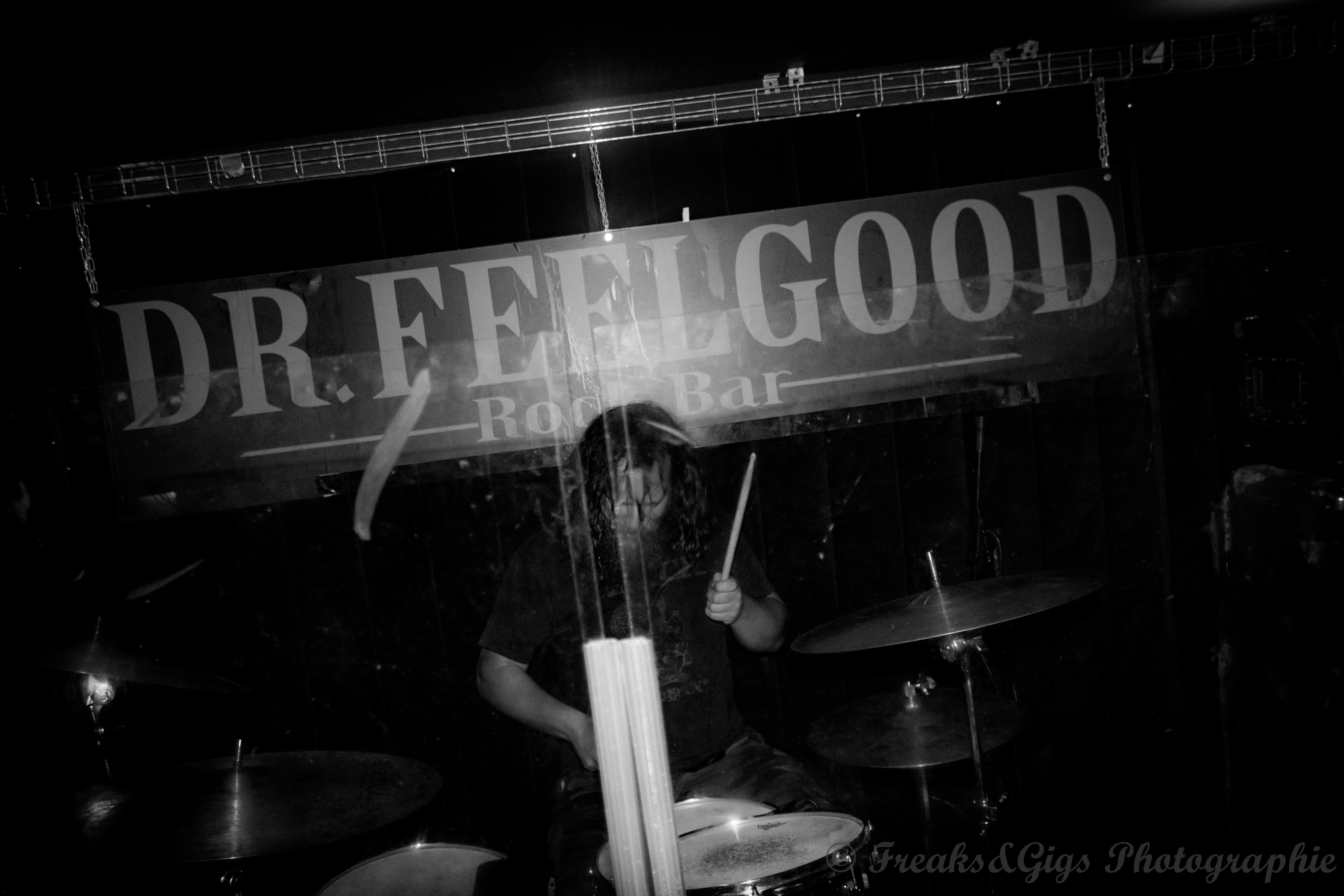Stubb - Live _ Dr Feelgood Les Halles