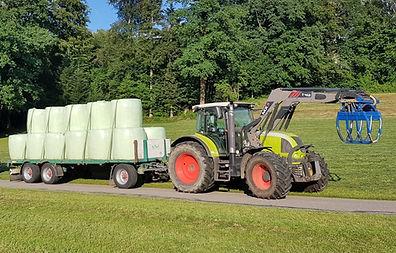 Transport Landwirtschaft