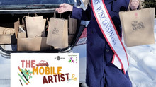 Mobile Artist is on the Move Again!