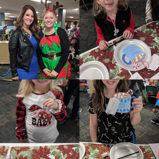 Connecting Families Breakfast with Santa! CKR