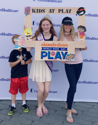 CKR at Nickelodean Worldwide Day of Play!