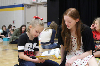 CKR Read Across America Event!