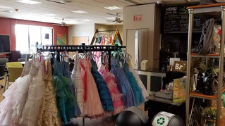 CKR Dress Fundraiser for a college Scholarship for a High School Graduates with Dyslexia!