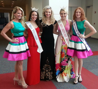 CKR at Miss Green Bay Area Crowing & Miss Wisconsin Homecoming