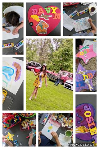 Creative Kids Rock at Allouez Fest