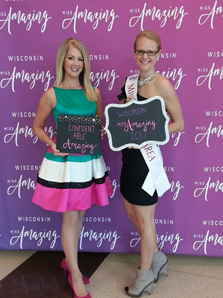 CKR Program at Miss Amazing WI Pageant!