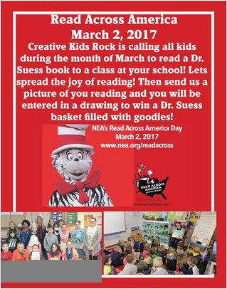 CKR Read Across America Event and Contest!