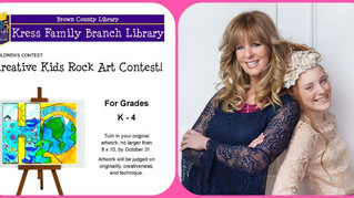 Art Contest for Kids K-4th Grade