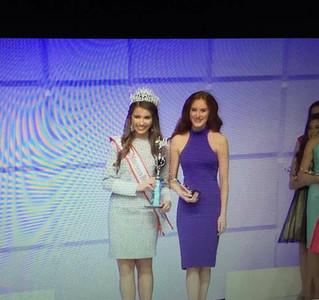 First Runner Up Heart of Service Award!