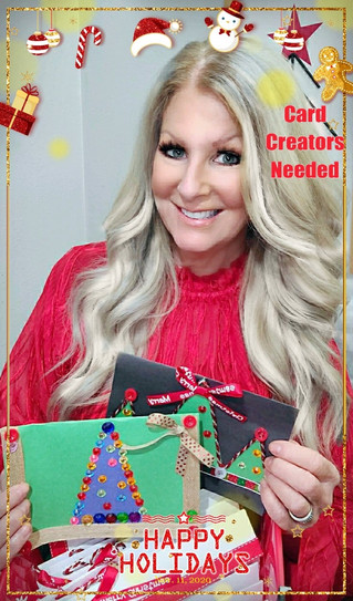 CKR Holiday themed Card Creators Needed