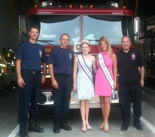 Thank you for our Firemen!