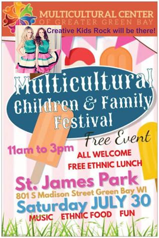 Multicultural Children & Family Festival