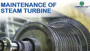 Control System Of Turbine - Failure & Maintenance