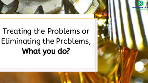 Understanding the root cause of the symptoms that are observed on your machinery?