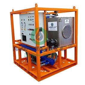Hydraulic Oil Flushing System 00000451-P