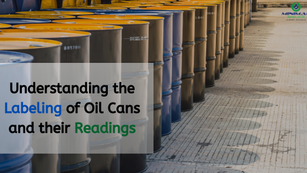 How to read an oil can