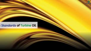 Standards of turbine oil