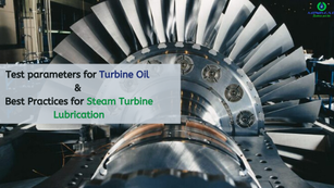 13 test parameters to test turbine oil, as per standards