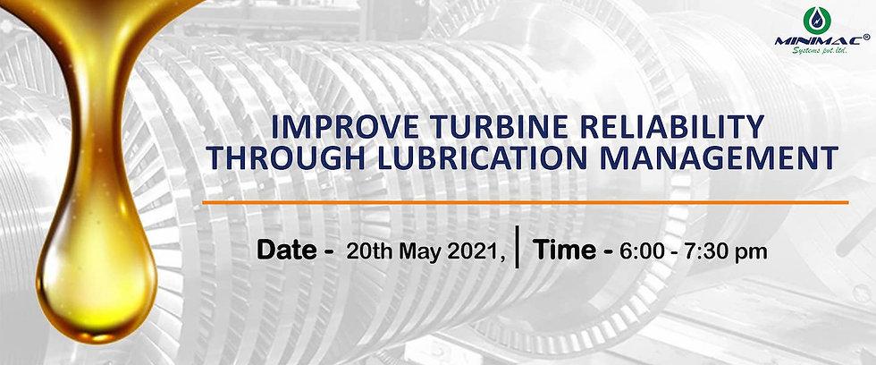 Improve Turbine Reliability Through Lubr