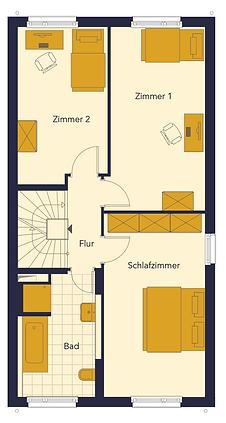 Offenbach-Bürgel-Doppelhaus-Obergeschoss-cds-wohnbau