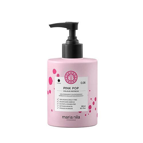 Maria Nila Colour Refresh Pink Pop 300 ml
