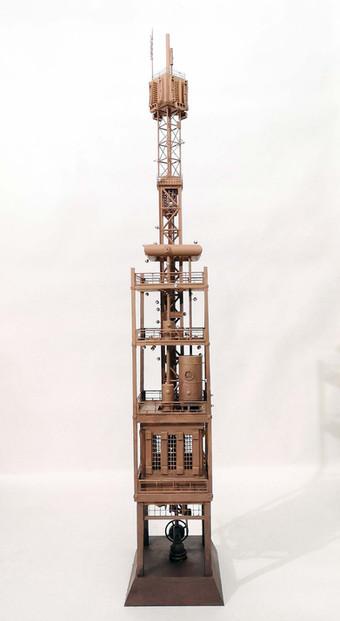 METAANI TORNI // METHANE TOWER