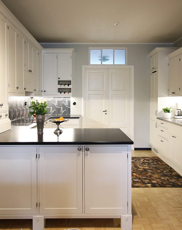 Klassinen keittiö, Töölö »