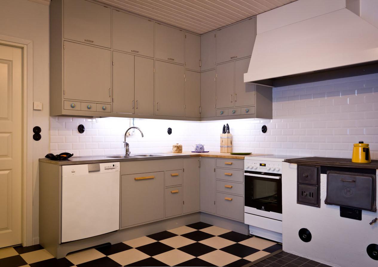 1940-luvun keittiö, Tampere »