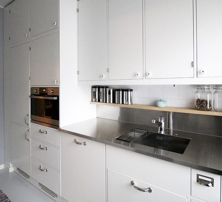 1950-luvun keittiö Olympiakylässä