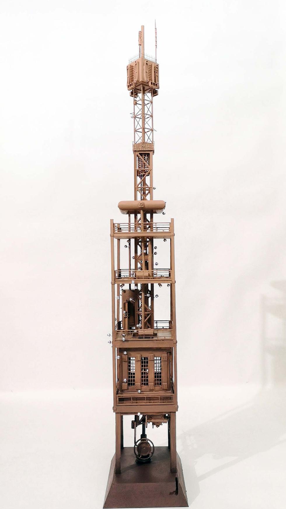 Metaani torni, Methane tower