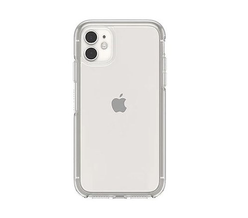 iPhone 11, Heavy Duty - Clear Case