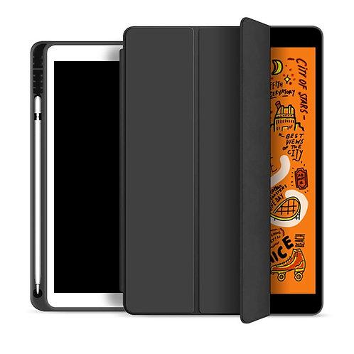 Goospery, iPad Pro (2018), 11 Trifold & Stand Case, Magnetic Door, Pen Holder