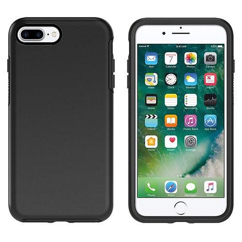 iPhone 7,8,SE 2020, Heavy Duty - Full Black Case